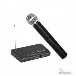 Microfone sem fio ms115-uhf
